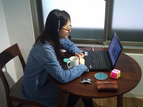バイリンガルと英会話。わからないときは日本語で。オンラインスカイプ英会話。